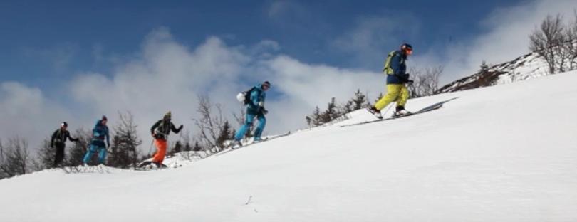 Touring-hiihtokelit paranevat Åressa hiihtolomien lähestyessä