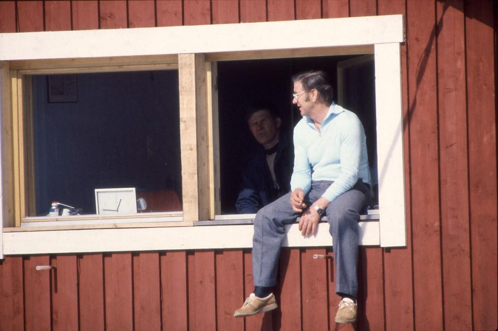 Hilding Nyberg hissivahdissa, Peuramaa arkisto