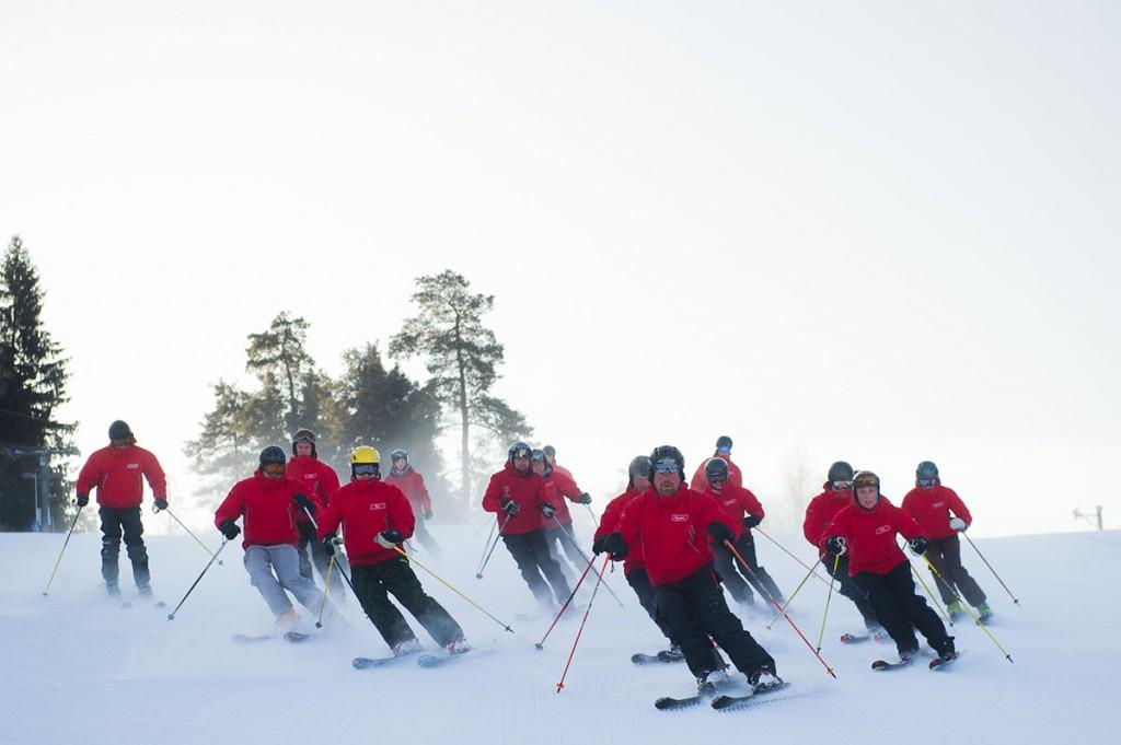 Peuramaa hiihtokoulu, Peuramaa arkisto