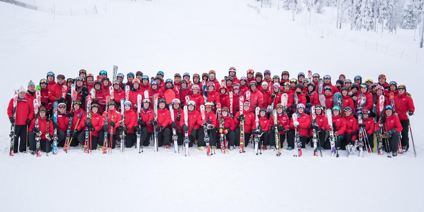 Suomen vanhin hiihtokoulu – Rukan Hiihtokoulu 60 vuotta!