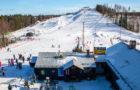 Suomen pikkukeskukset –Talma Glacier