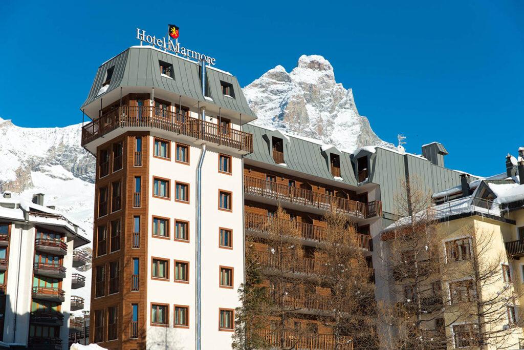 Marmore – hiihtohotellin uudestisyntyminen