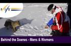 Alppihiihtoa Ushuaiassa ennen kauden alkua