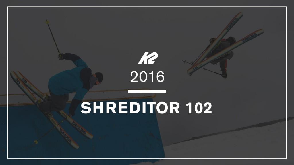 K2 Freestyle Skis