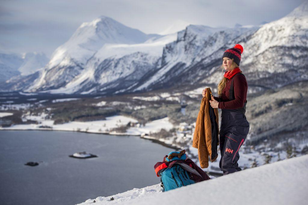 Näyteikkuna: Naisten Helly Hansen Kvitegga –vapaalaskuhousut