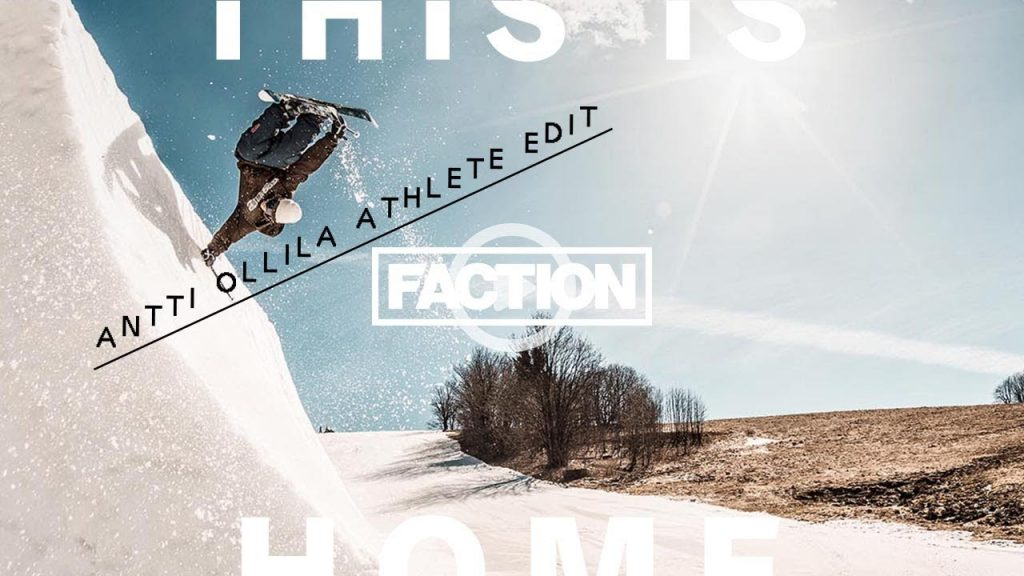 This is home - Antti Ollila: Athlete Edit