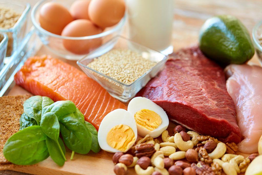 Proteiinihypeä