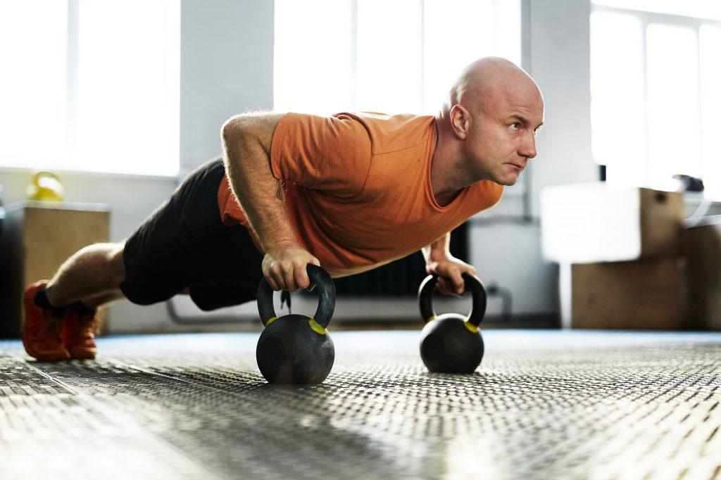 Harjoittelu keski-iässä ja sen jälkeen: Arkiaktiivisuus ja sen lisääminen