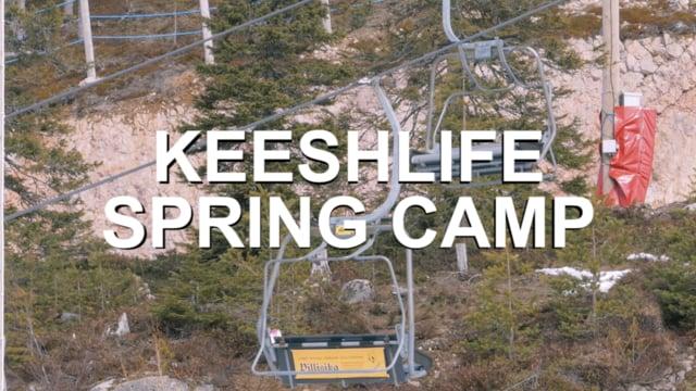 Keeshlife Spring Camp