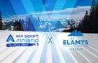 Ski Sport Finland yhteistyöhön  Elämys Groupin kanssa