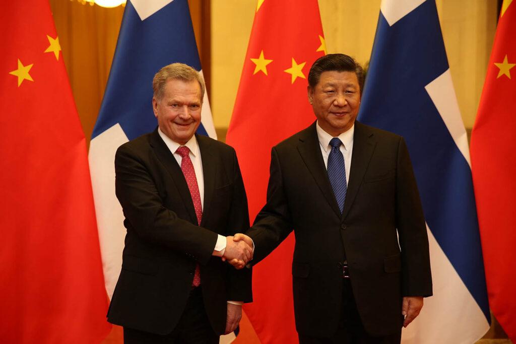 Suomen talviurheiluosaamiselle  kysyntää Kiinassa