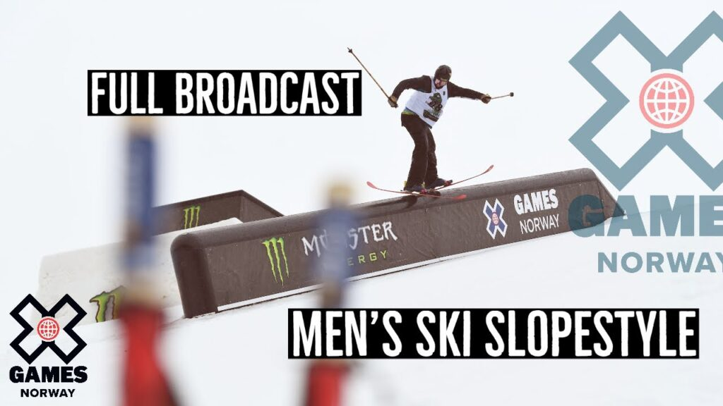 X-games 2020 Norja slopestyle
