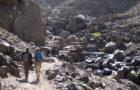 Vaellus Pohjois-Afrikan Atlasvuorilla