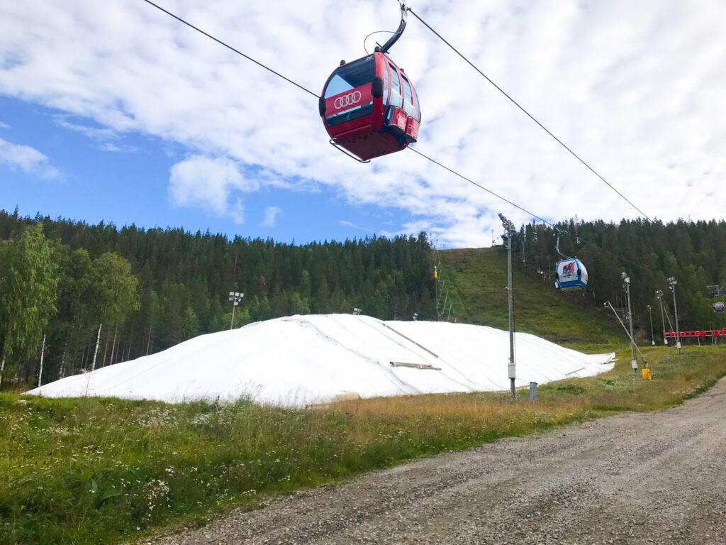 Levin maailmancup ja FIS puntaroivat tämän vuoden kisojen läpiviemistä