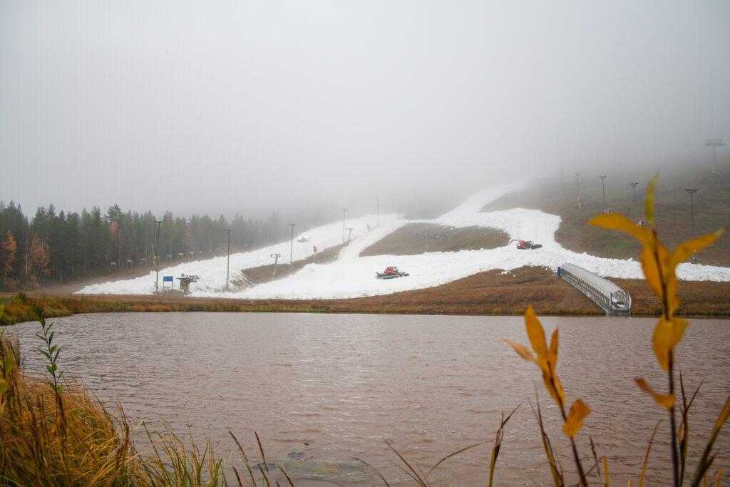 Talvi alkaa nyt! – Levillä lasketellaan, lautaillaan ja hiihdetään jo huomenna