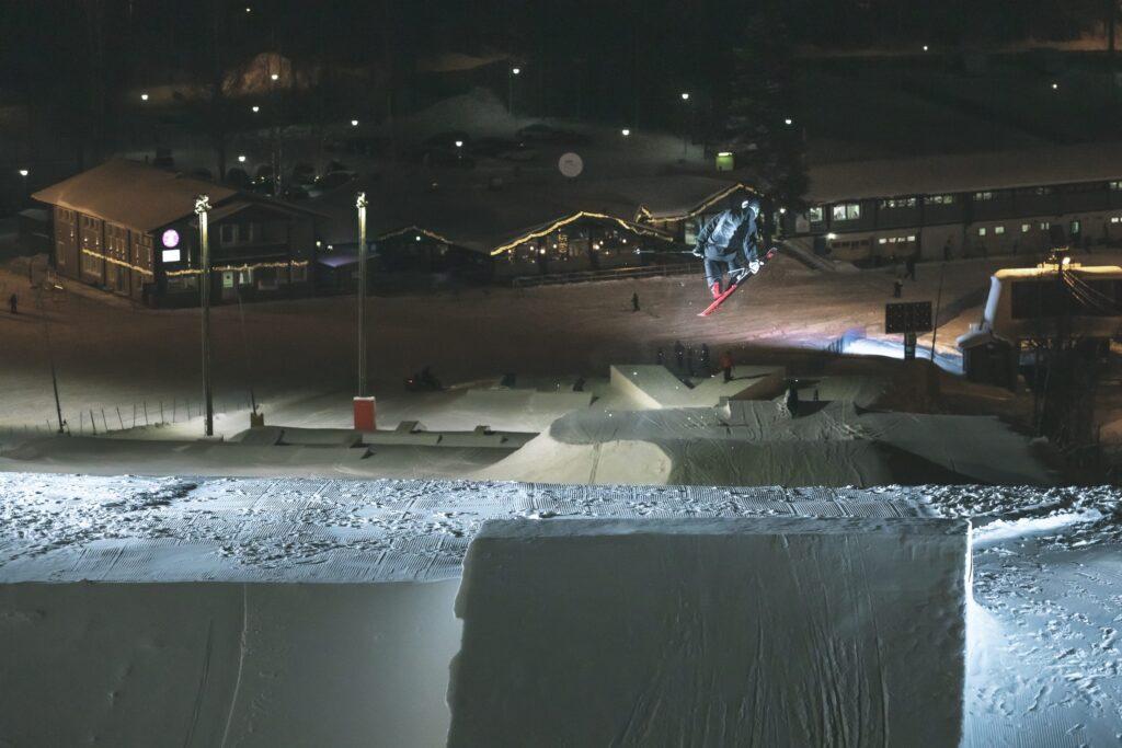 Vuoden hiihtokeskus Vuokatti kehittyy tasaisesti