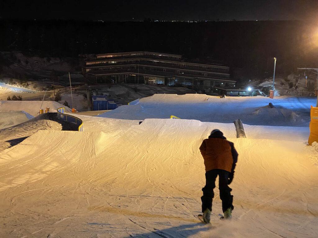 Serena Ski parkki