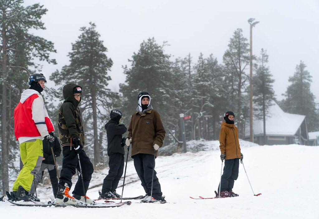 Keeshlife Spring Camp ja Girls Ski Spring Camp Rukalla kevään viimeisellä laskuviikolla 5.5.2021 - 8.5.2021