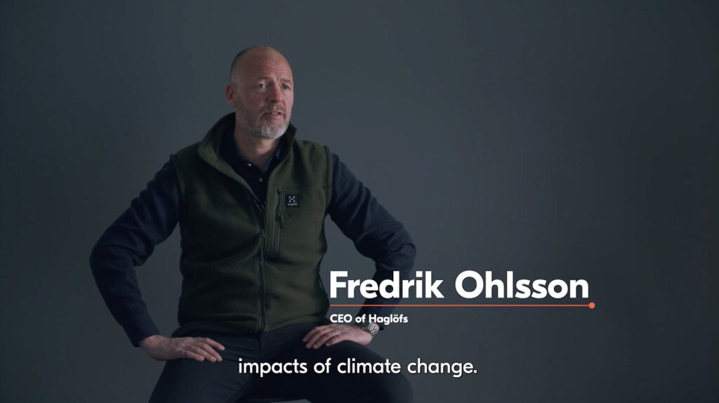 Haglöfs –We are now climate neutral. But we had to cheat to get there.